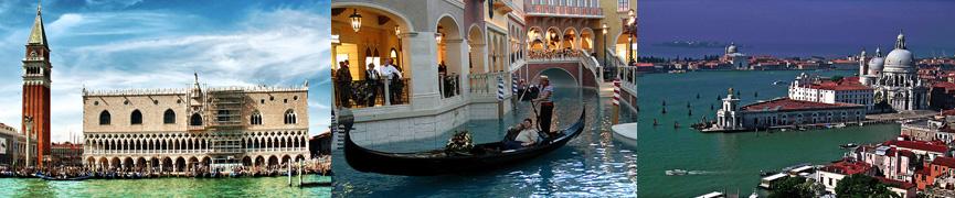 Vuelos Venecia.