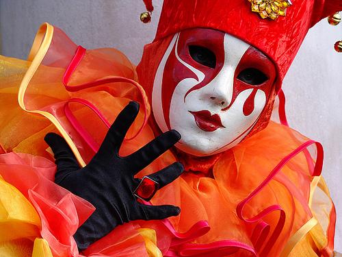 Carnaval de Venecia: no te pierdas en la noche los bailes.