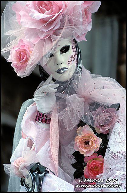 Carnaval de Venecia: disfraces espectaculares.