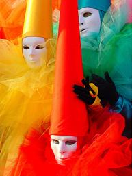 Vuelos Venecia: Si vuelas a Venecia a principios de la cuaresma podrás disfrutar del carnaval de Venecia