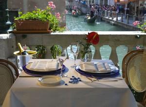 Restaurantes de Venecia: encuentra aquí los restaurantes con las mejores vistas