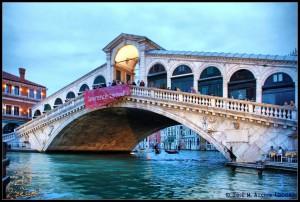 Vuelos A Venecia Desde Zaragoza: Puente de Rialto.
